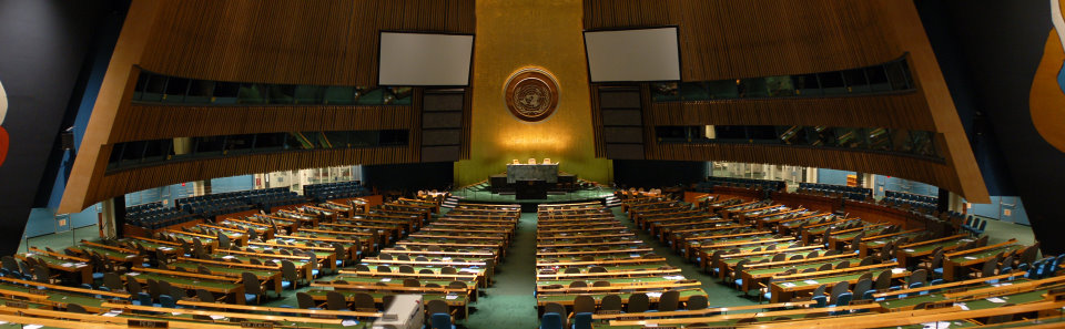 Room of the United Nations General Assembly