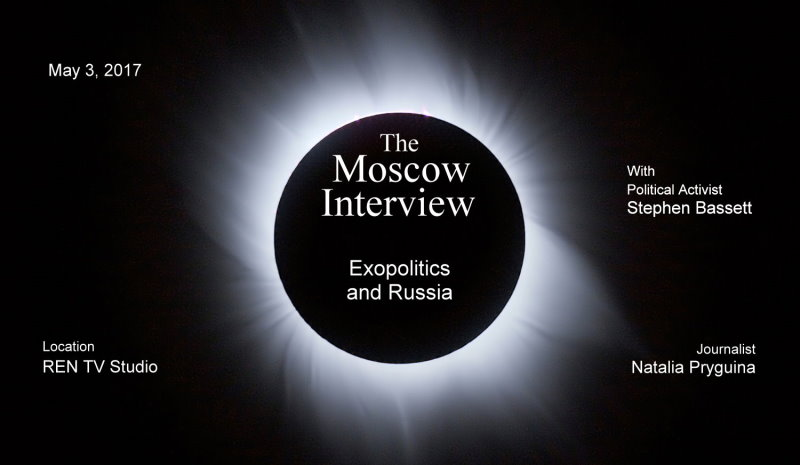 Moscow Interview – Exopolitics and Russia?