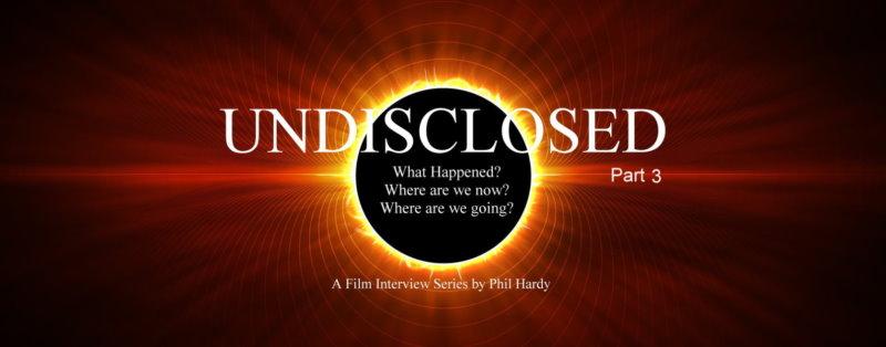 Undisclosed – Part 3