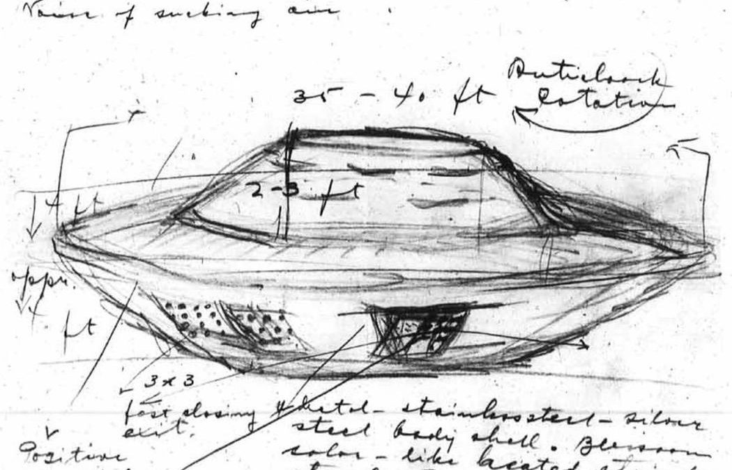 Government Documents Reveal Canada Took UFOs Seriously