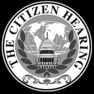 Citizen Hearing on Disclosure (2013)