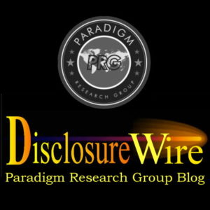 DisclosureWire Blog (2018 - )