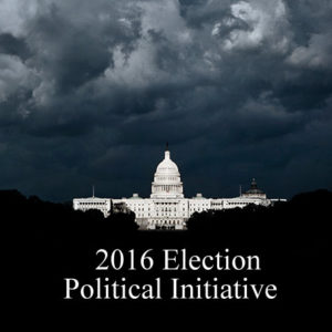 2016 Election Political Initiative (2014 - 2016)