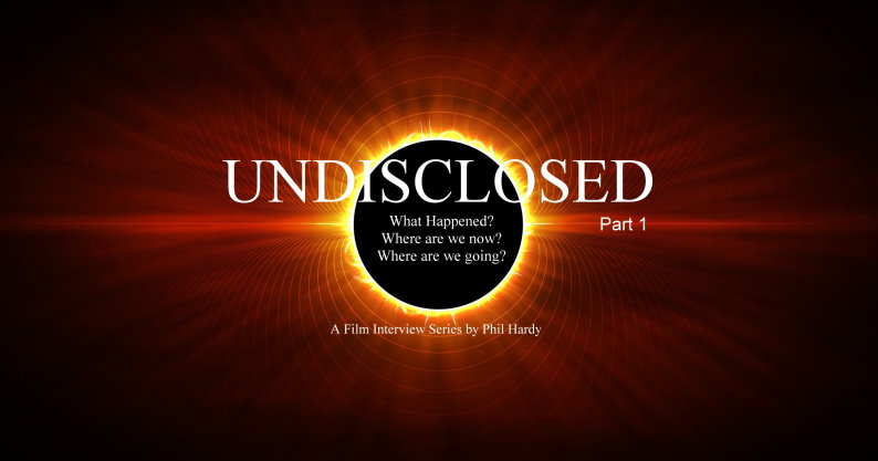 Undisclosed – Part I