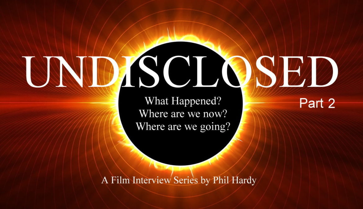 Undisclosed – Part 2