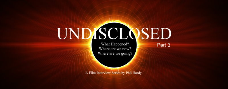 Undisclosed – Part 3