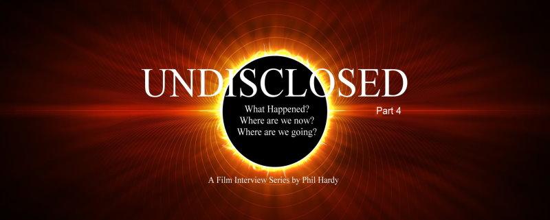 Undisclosed – Part 4